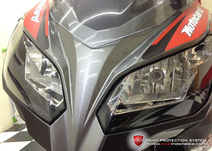 CS-II Paint Protection Indonesia Kawasaki Ninja 250 FI Glossy