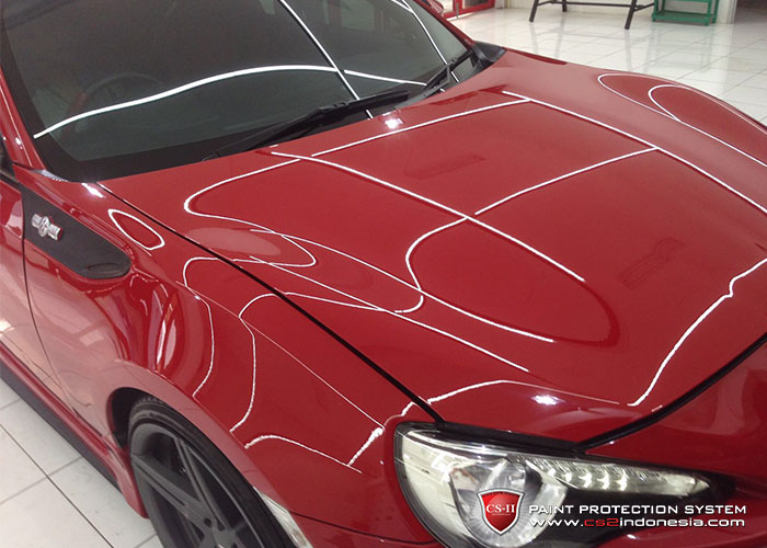 CS-II Paint Protection Indonesia Mustang Glossy