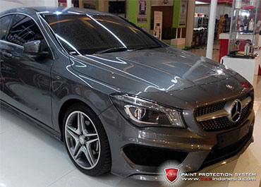 CS-II Paint Protection Indonesia Mercedes Benz AMG GTS Glossy