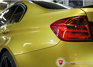 CS-II Paint Protection Indonesia Mercedes Benz Glossy
