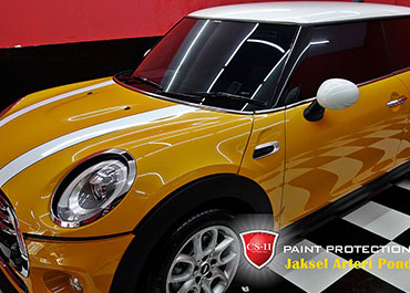 CS-II Paint Protection Indonesia Yellow Mini Glossy