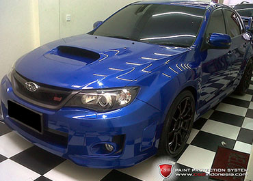 CS-II Paint Protection Indonesia Subaru Glossy